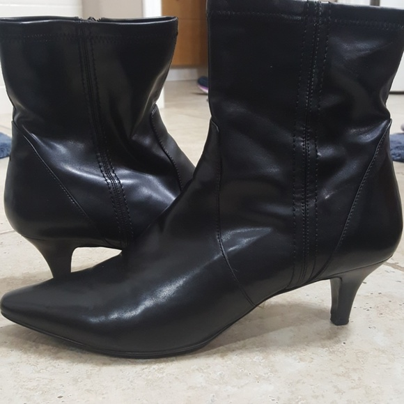 Bandolino Boots With Inch Heel
